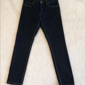 Indigo RVCA Daggers Denim Jeans (Size 33)